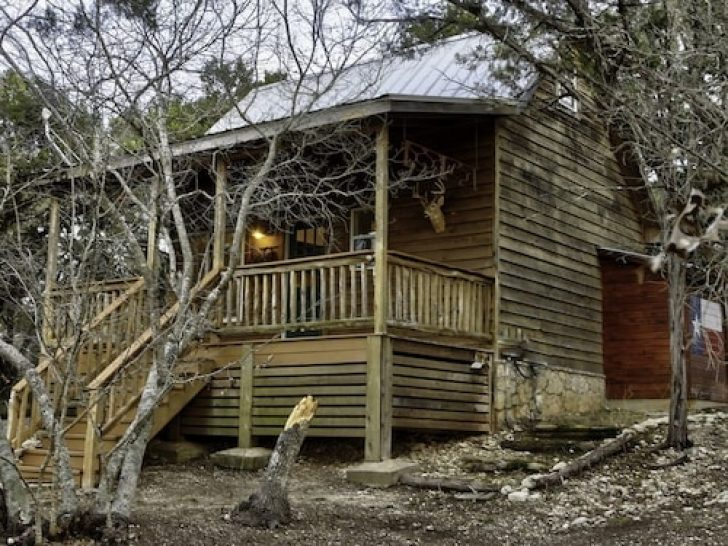 Permalink to Minimalist Marble Falls Cabins
