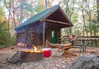 best campgrounds in nh where to go new england today Cabin Camping In Nh