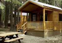 best camping cabins for a comfy yet rustic experience Campgrounds With Cabins