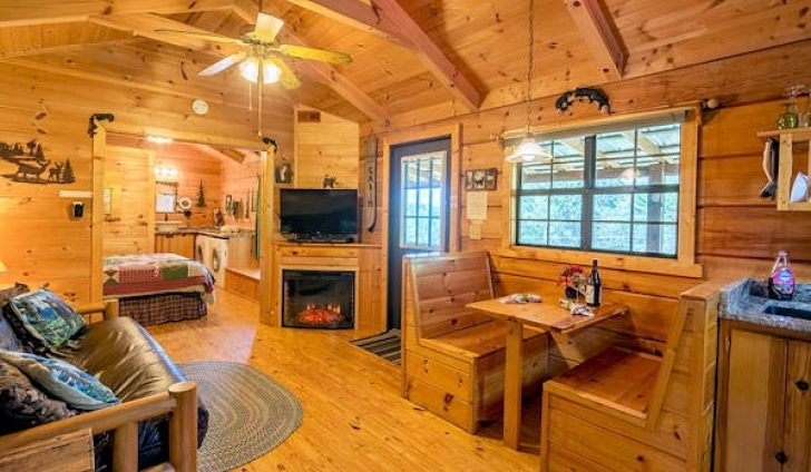 Permalink to Perfect Hot Springs Nc Cabins Gallery