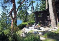 beverly beach waterfront cabin whidbey and camano islands Whidbey Island Cabins