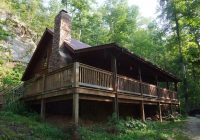 big rock log cabin natural bridge area kentucky Cabin In Kentucky