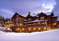 big sky luxury rentals Big Sky Montana Cabins