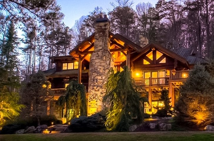 Permalink to Elegant Blue Ridge Ga Cabin