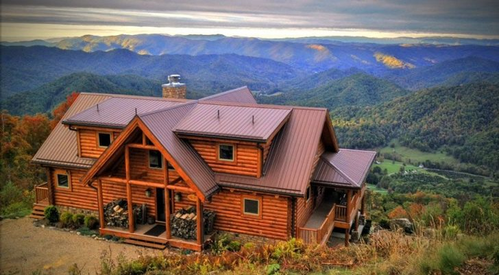 Permalink to Perfect Blue Ridge Mountains Cabin Gallery