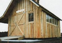 board and batten siding small cabin forum Board And Batten Cabin