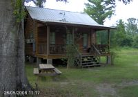 bogalusa vacation rentals cabin creekside cabin in the Cabins In Louisiana