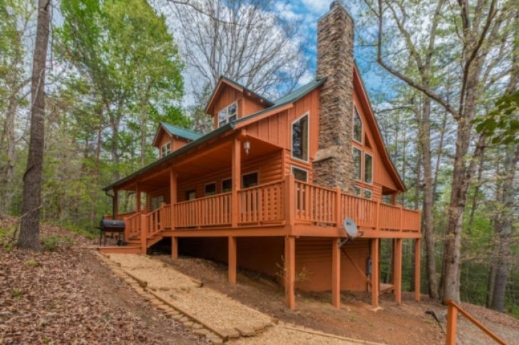 Permalink to Perfect Blue Creek Cabins Gallery