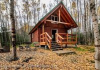 bore tide beluga cabins at bird creek 2015 nissan murano Alaska State Cabins