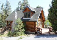 brighton log vacation rental cabin a 1 bedroom cabin Cabins In Idyllwild