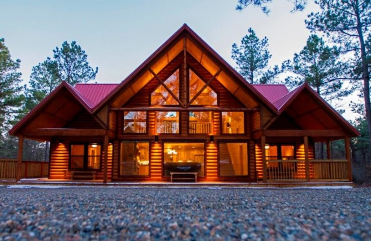 Permalink to Perfect Broken Bow Cabin Lodging Gallery