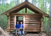 build your own tiny log cabin tiny log cabins tiny house Build Your Own Cabin Kits