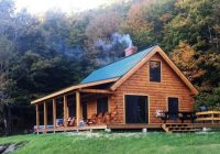 building a tiny texas dream home log cabin kits to do it Do It Yourself Cabins