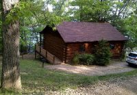 cabin 1 right on the lake picture of lake shore cabins on Lake Shore Cabins On Beaver Lake
