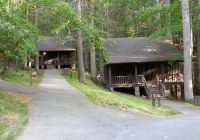 cabin 13 cabin 7 was taken in november so we will stay in Roan Mountain State Park Cabins