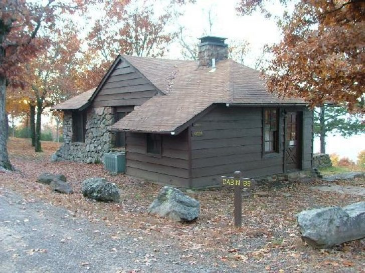 Permalink to Mt Nebo State Park Cabins Gallery