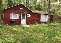 cabin 89 acres near hillman mi farm for sale hillman montmorency county michigan Fletchers Pond Cabins