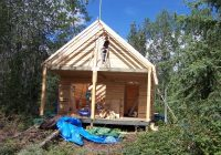cabin building pictures small cabin forum 1 Build A Small Cabin
