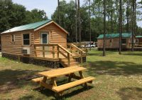 cabin camping in florida at jellystone park Camping Cabins Florida