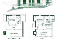 cabin floor plans small jewelrypressclub 2 Bedroom Cabin With Loft Floor Plans