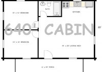 cabin loft joy studio design best home plans blueprints 16×24 Cabin Layout