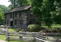 cabin n the woods picture of carillon historical park Cabins Near Dayton Ohio