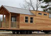 cabin style mobile home log cabin mobile homes rustic Log Cabin Style Mobile Homes