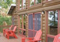 cabin vacation rental in heber springs from vrbo Little Red River Cabins