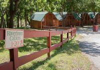 cabins and cottages at canyon lake and the guadalupe river Guadalupe River Cabins