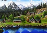 cabins designed for alaska that can be built anywhere Alaska Cabin Kits