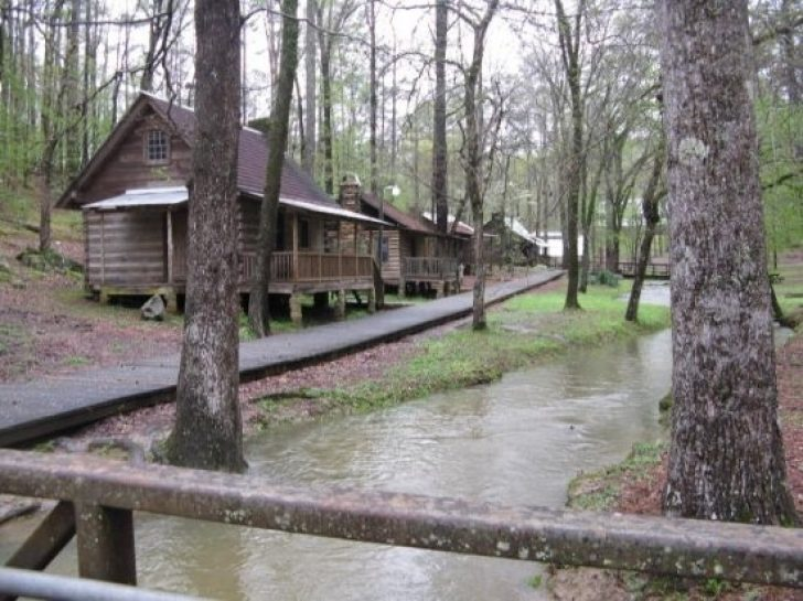 Permalink to Minimalist Tannehill State Park Cabins Gallery