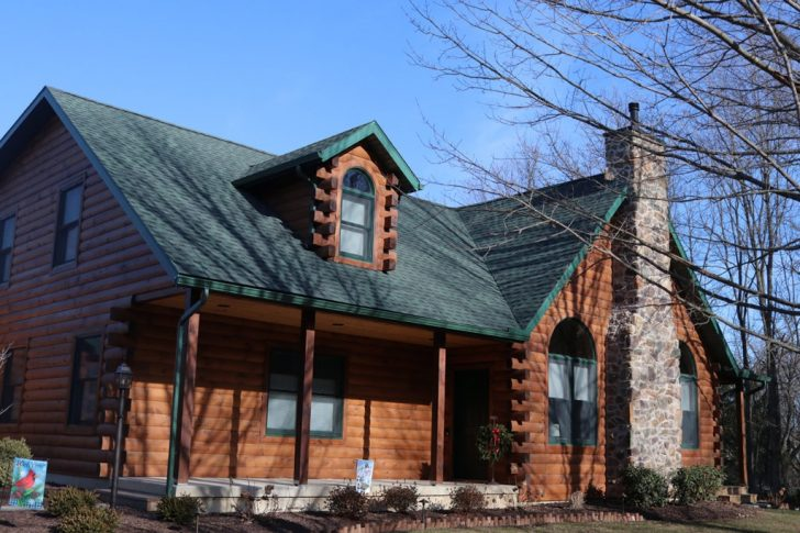 Permalink to Cozy Log Cabin Homes In Pa Ideas