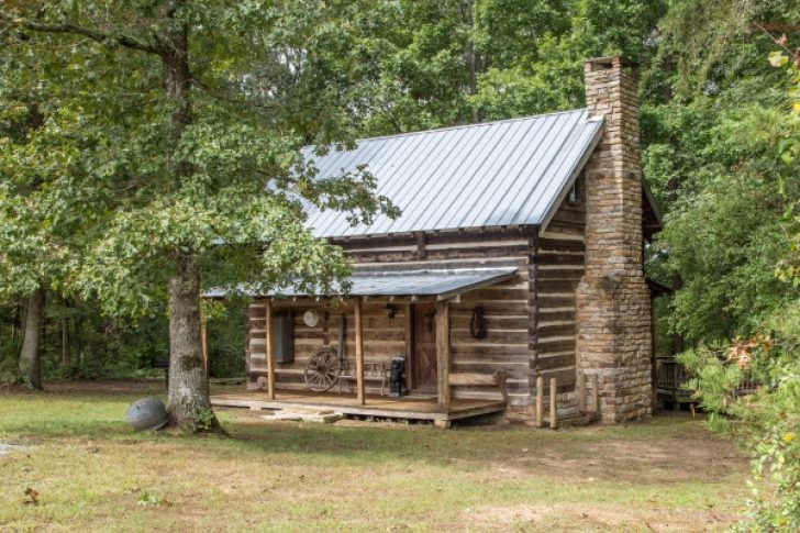 Permalink to Cozy Bear Creek Cabins Alabama Gallery