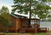 cabins paradise point park Cabins On Toledo Bend