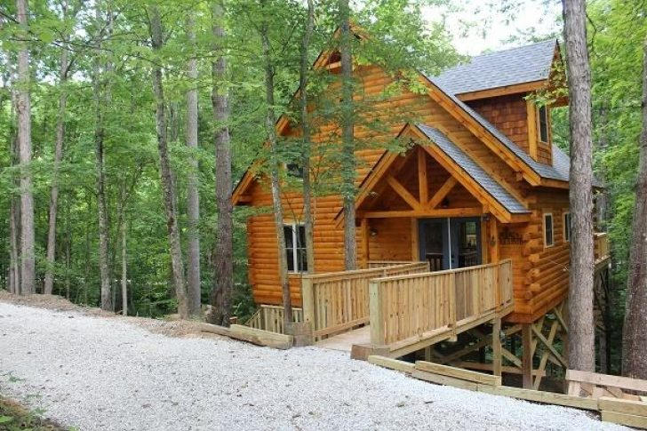 Permalink to Elegant Red River Gorge Cabin Ideas