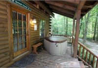 cabins with outdoor hot tubs ohio home improvement Ohio Cabins With Hot Tubs