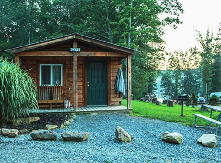 Permalink to 10 Mountain Lake Cabins