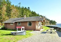 cama beach state park seattle and sound Cama Beach Cabins