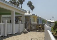 camp pendleton opens new beach cottages with dedication Camp Pendleton Beach Cabins