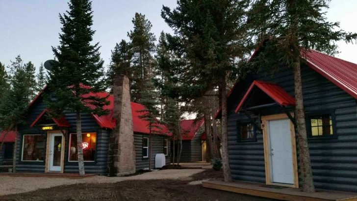 Permalink to 10 Yellowstone Cabins And Rv Park Gallery