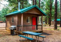 camping options arizona nordic village Sedona Camping Cabins Choices