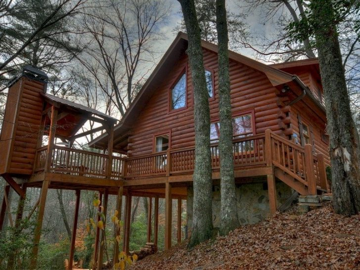 Permalink to Cherry Log Cabin Rentals