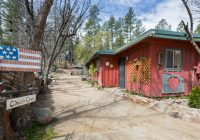 chicken coop cabin crown king cabins suites and bunkhouse Crown King Cabins