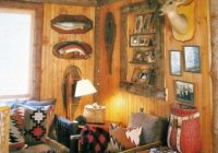 classy cabin classic cabin with a modern aesthetic in 2021 Vintage Cabin Decor