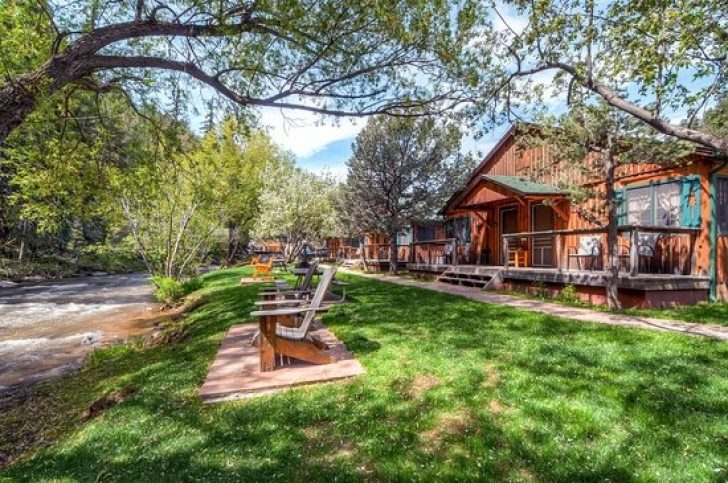 Permalink to 11 Bear Creek Cabins Evergreen Co Ideas