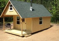 complete novice planning for a tiny shack small cabin forum 12×16 Cabin With Loft Plans