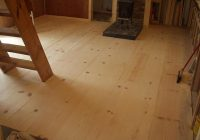 considering a cheap rustic wood floor white pine 1×12 Cabin Flooring Ideas