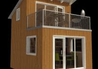 contemporary cabin plans yvonne Small Contemporary Cabins