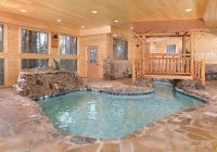copper river pool pigeonforge tennessee cabin Gatlinburg Cabins Indoor Pool