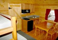 cottage inside picture of old forge camping resort Cabins In Old Forge Ny